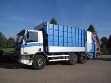 2003 DAF CF75 FAG Garbage truck