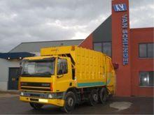 1997 DAF 75.250 Garbage truck