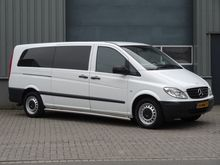 2010 Mercedes Benz Vito 109 CDI