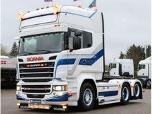 Used 2015 Scania R58
