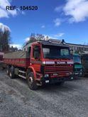 1991 Scania P113.320 - SOON EXP