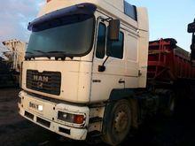 2000 MAN 19.464 Tractor unit