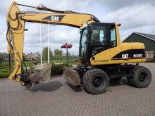 2007 Caterpillar M 313 C Wheele