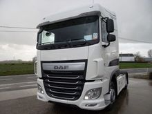 DAF XF 440 FT SPACE CAB Tractor