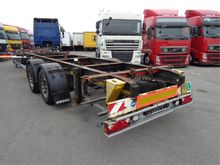 2009 Schmitz Cargobull BDF Chas
