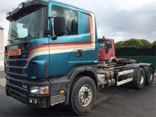 2000 Scania 144 530 Tractor uni