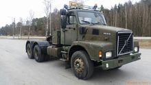 1991 Volvo N12 6x4 Tractor unit