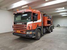 Used 1999 Scania 360