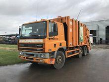 1999 DAF 75CF Garbage truck