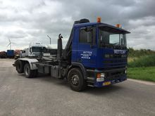 1992 DAF 95 Container system wi