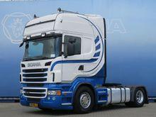 2013 Scania R 420 LA4x2MNA Trac