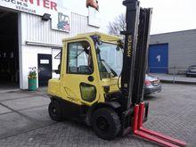 2009 Hyster H4.0FT/6 Forklift