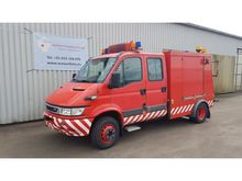 2006 Iveco 65 C 17 Daily Salvag