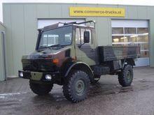 1983 Unimog 1300L Army truck