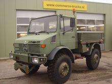 1989 Unimog 437 Lorry