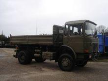 1987 MAN 19-281 Tipper
