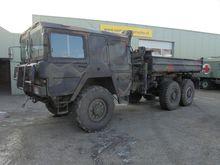 1980 MAN 6x6 453 Tipper