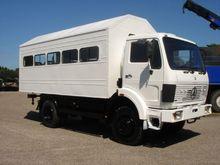 1985 Mercedes Benz bus Intercit