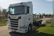 2017 Scania S580 B6x2*4NB Chass
