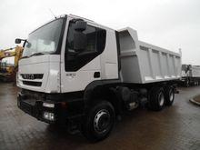 2014 Iveco Trakker 420 6x4 unus