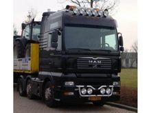 2006 MAN TGA 26.530 Tractor uni