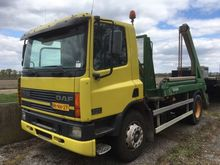 1999 DAF CF75 Container transpo