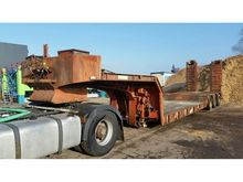 1991 LOUAULT 54TON Low loader