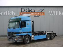 2001 Mercedes Benz 2543 6x2 Con