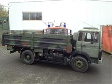 1986 Iveco 10-17A 4x2 Pritsche