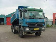 2007 Mercedes Benz ACTROS 3341