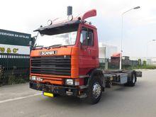 1987 Scania 112 M INTERCOOLER C