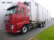 2009 Volvo FH16.540 6X4 TIMBER