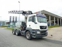 2008 MAN 33.400 Truck Crane