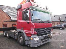 2007 Mercedes Benz 2646 Lorry w