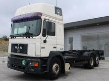 1997 MAN 26.403 SILENT Containe