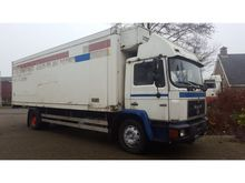 1989 MAN 17.192 Frigo/Isolated/