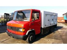1990 Mercedes Benz 708 Frigo/Is