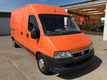 2005 Fiat Ducato Closed box