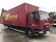 2000 Iveco 120E18 Box with load