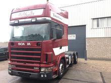 2002 Scania 124 L 420 6x2 - Man