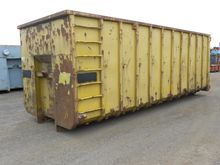 afzetcontainer Containers