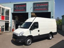 2012 Iveco Daily 35 C 13 dubbel