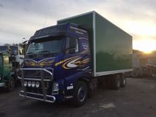2008 Volvo FH13 Chassis cabin