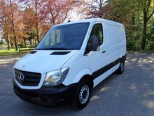 2014 Mercedes Benz Sprinter 213