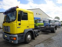 2000 MAN 14.224 Chassis cabin