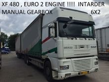 2000 DAF Euro 2, 480 HP manual