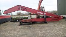 Daewoo 300 Crawler Excavator