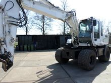 2006 Hitachi ZX130W Wheeled Exc