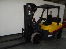 2007 TCM FGH30T3 Forklift