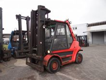 1997 Linde H70D Forklift